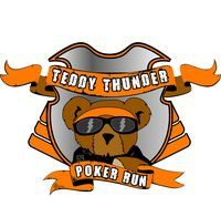 Teddy Thunder Poker For Medina General Hospital Foundation