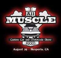 All Muscle Custom Car And Motorcycle Show