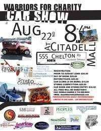 Warriors For Charity Car And Bike Show