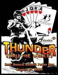 Thunder Thru The Valley - 2nd Annual