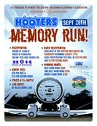 Memory Run For Central Oklahoma Alzheimers Association