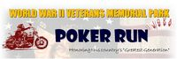 World War 2 Veterans Memorial Park Poker Run