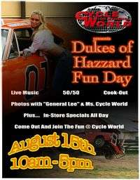 Dukes Of Hazzard Day 2009