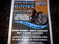 Rock The Bluffs Bike Rally