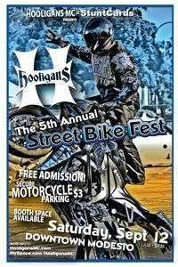Hooligans Mc Street Bike Fest - 5th Annaul