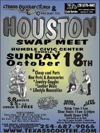 Houston Motorcycle Swapmeet