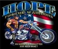 Hope For The Warriors Poker Run - 4th Annual