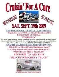 Cruisin For A Cure For Juvenile Diabetes Research Foundation