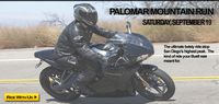 Socal Buell Riders Palomar Mountain Run