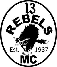 13 Rebels Mc Poker Run Food Drive - 4th Annual