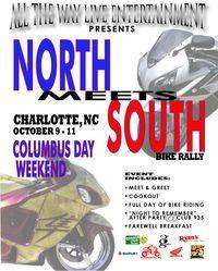 North Meets South Columbus Weekend Bike Rally