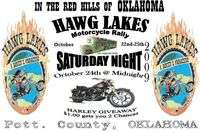 Hawg Lakes Fall Motorcycle Rally