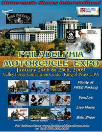 Philadelphia Motrcycle Expo