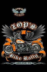 Zops Bike Rally