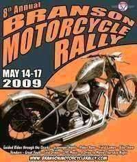 Branson Motorcycle Rally - 8th Annual