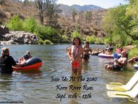 Kern River Run - 5th Annual