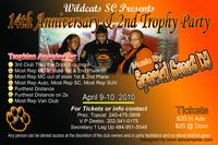 Wildcats Sc Weekend - 14th Anniversary