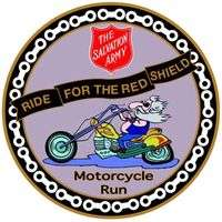 Salvation Army Ride For The Red Shield - 4th Annual
