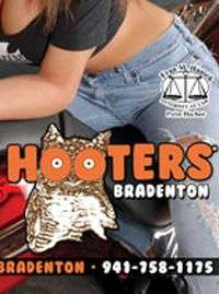 Bike Night At Hooters