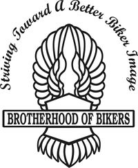 Brotherhood Of Bikers Easter Run - 26th Annual