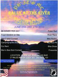 Rally At The River