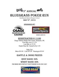 Bluegrass Poker Run 2010