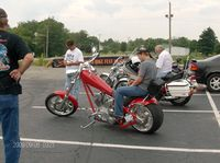Bike Night Jamestown