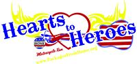 Hearts To Heroes Motorcycle Ride And Poker Run - 5th Annual