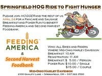 Springfield Hog Ride For Hunger