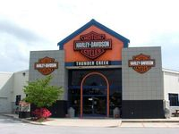 Thunder Creek HD Chattanooga Welcomes Rolling Thunder