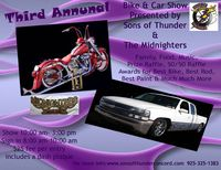 Bike And Car Show - 3rd Annual