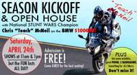 Bobs Bmw Motorcycles Season Kickoff And Open House