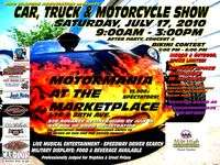 Motormania At The Marketplace