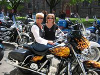 Motorcycle Mass And Blessing - 41th Annual
