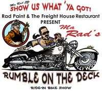 Ma Rads Rumble On The Deck Ride In Bike Show - 15th Annual