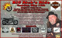 Ride For Big Rick Spanky Lanier