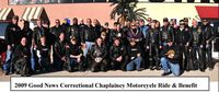Good News Correctional Chaplaincy Motorcycle Ride - 2nd Annual