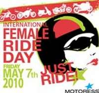 Motorcycles Celebrates Women Riders