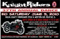 Knightriders Party - 37th Anniversary