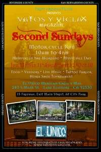 Vatos Y Viclas Second Sunday