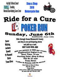Ridin to a Cure Save the Date September 22-23
