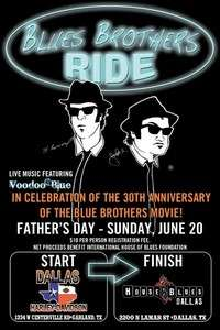 On A Mission From God Blues Brothers Celebration Ride - 30th Anniversary