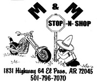 Mandm Motorcycle Stop N Shop Biker Appreciation Day - 10 Year Anniversary