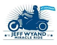 Jeff Wyand Miracle Ride - 10th Annual