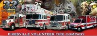 Pikesville Volunteer Fire Co Inaugural Poker Run