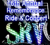 Stevie Ray Vaughan Remembrance Ride and Concert - 16th Annual