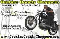 Cochise County Choppers Pig Roast