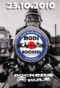 Mods Vs Rockers - 2nd Annual