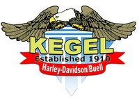 Kegel Harley Davidson Champagne Party