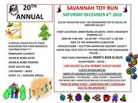 Savannah Toy Run